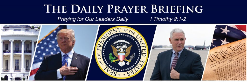 Daily Prayer Briefing