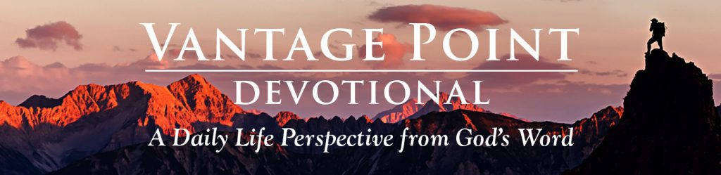 Vantage Point Devotional