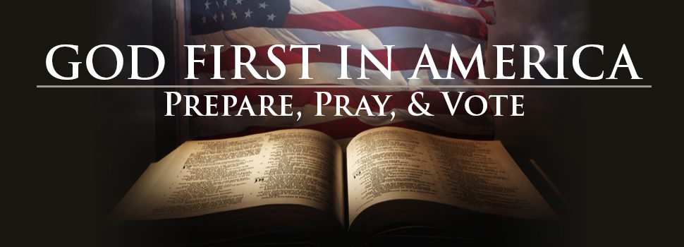God First in America