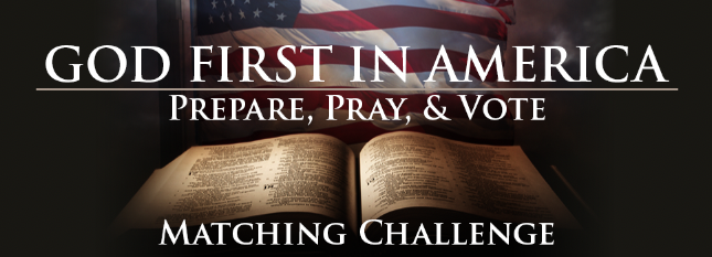 God First in America