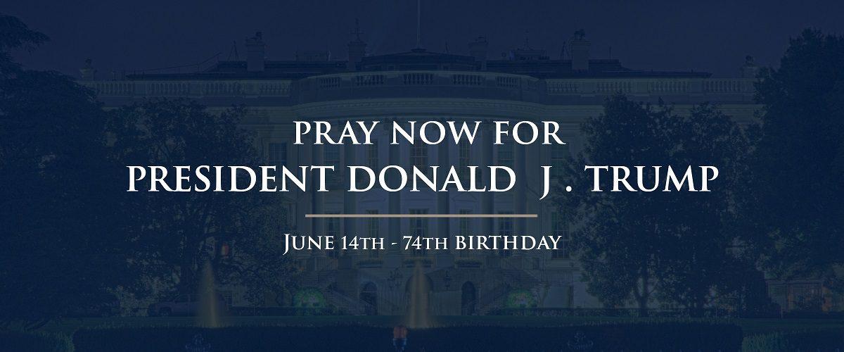 President Trump Birthday